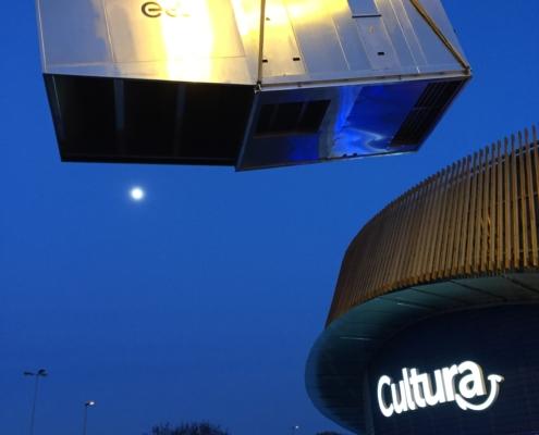 Installation Roof-top Cultura PLOMBEO