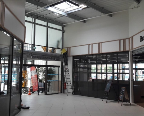 Super U Saujon - Plombeo, chauffage, climatisation, plomberie, ventilation